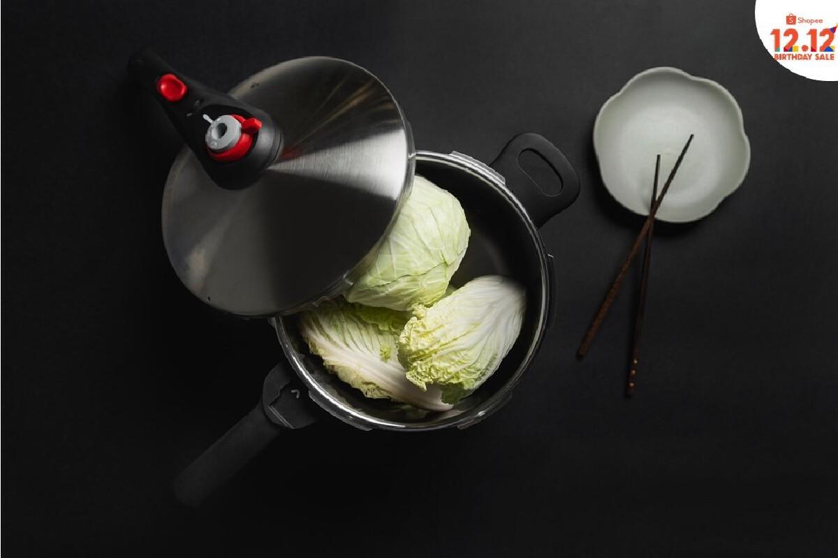 สนุกกับ 4นวัตกรรมทำอาหารสุขภาพจากTefal พร้อมโปรเด็ดจาก Shopee