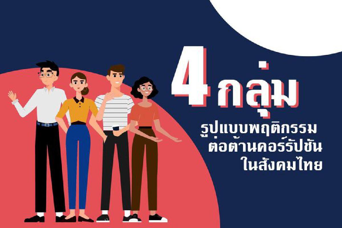 จุฬาฯ เปิดมิติใหม่ปลุกไทยต้านคอร์รัปชัน ประยุกต์กลยุทธ์ตลาดสู่โมเดลสร้างพลเมืองตื่นรู้สู้โกง