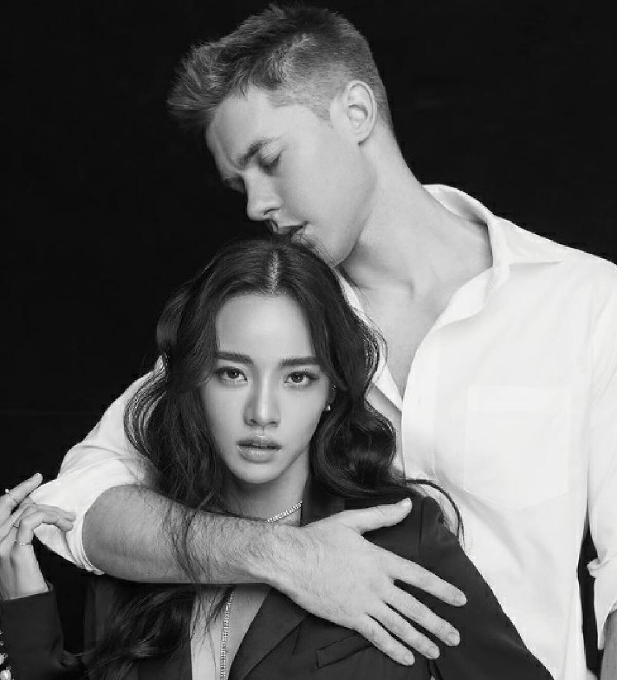 วาววา ณิชชา  อวดรูปคู่หวานแฟนหนุ่ม คล้ายถ่ายพรีเวดดิ้ง