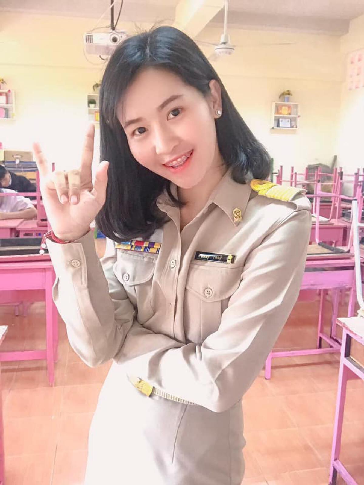 ครูสาวโพสต์ 8 ปี กับการเป็นครูภาษาไทย สู่ผอ.โรงเรียน อายุน้อยที่สุด