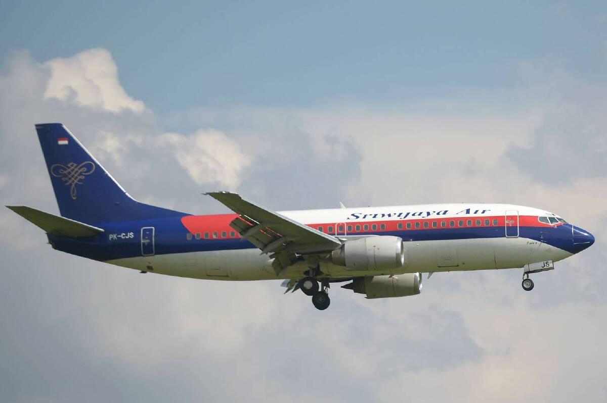 Breaking News : เครื่องบิน Sriwijaya ตกที่อินโดนีเซีย ขาดการติดต่อ