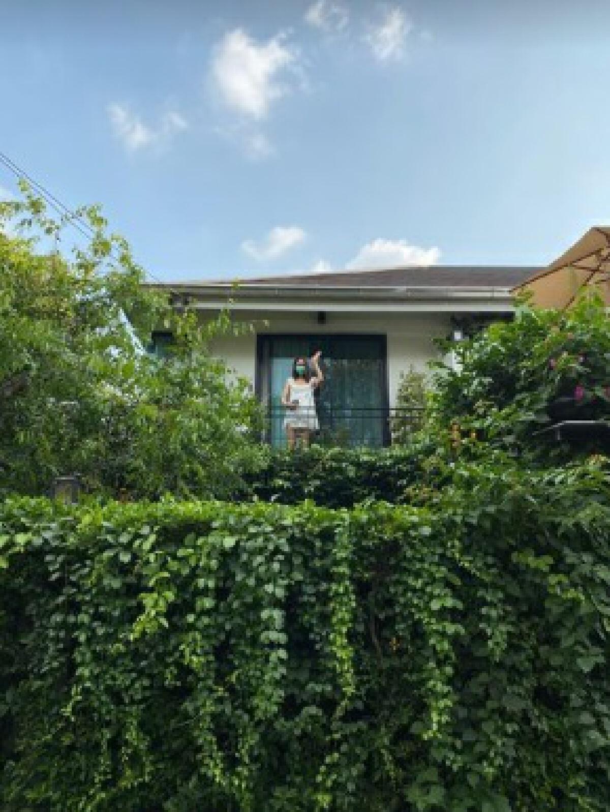 ไฮโซณัย คิดถึงมาก มาหา แต้ว ณฐพร ถึงรั้วหน้าบ้าน