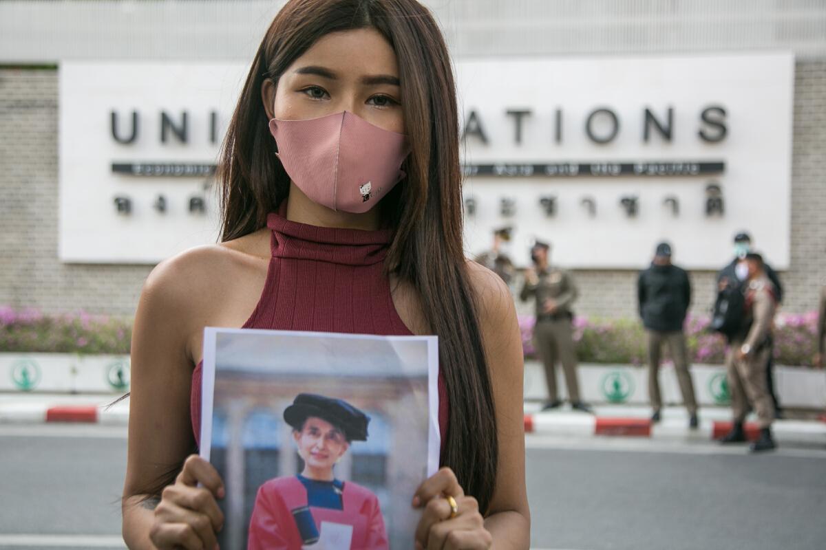 ชาวเมียนมาในไทยร้อง UN