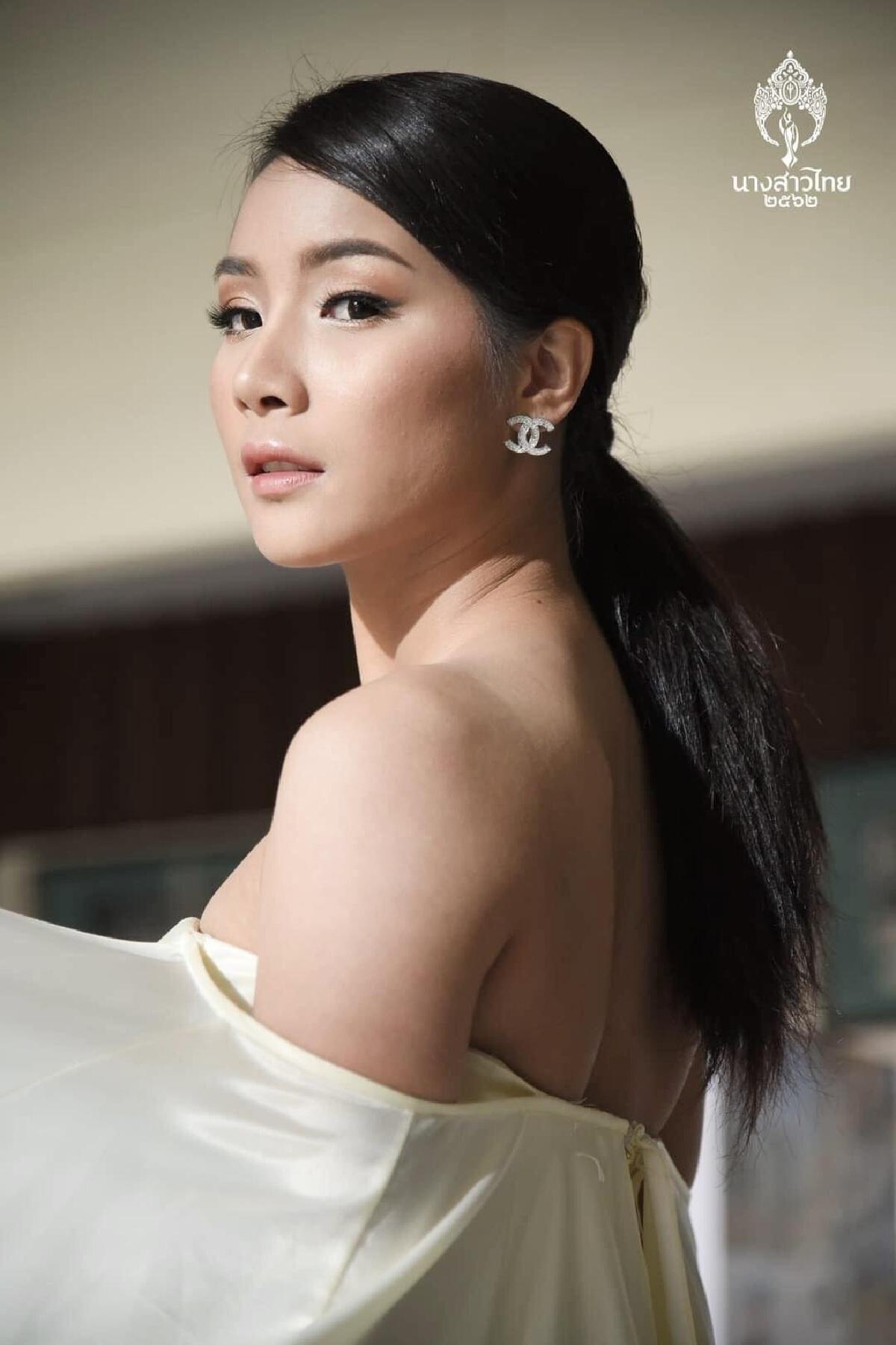 บิ๊นท์ สิรีธร นางสาวไทยปี 2562 สุดอาลัยวงการนางงามสูญเสีย น้องน้ำมนต์