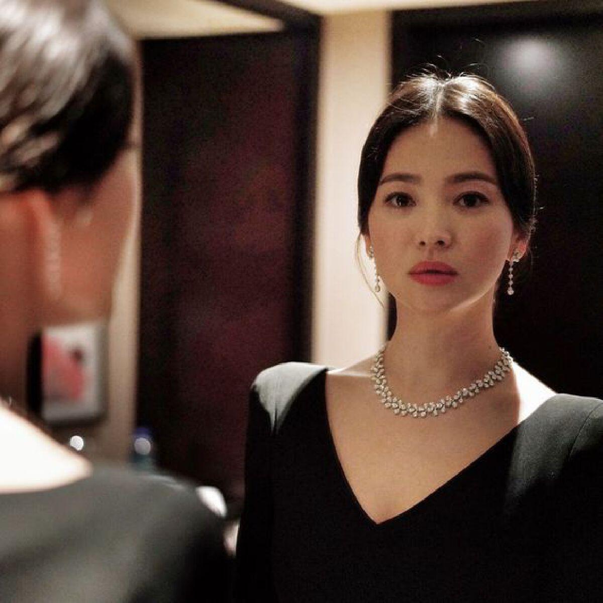 Song Hye Kyo Cr.pinterest