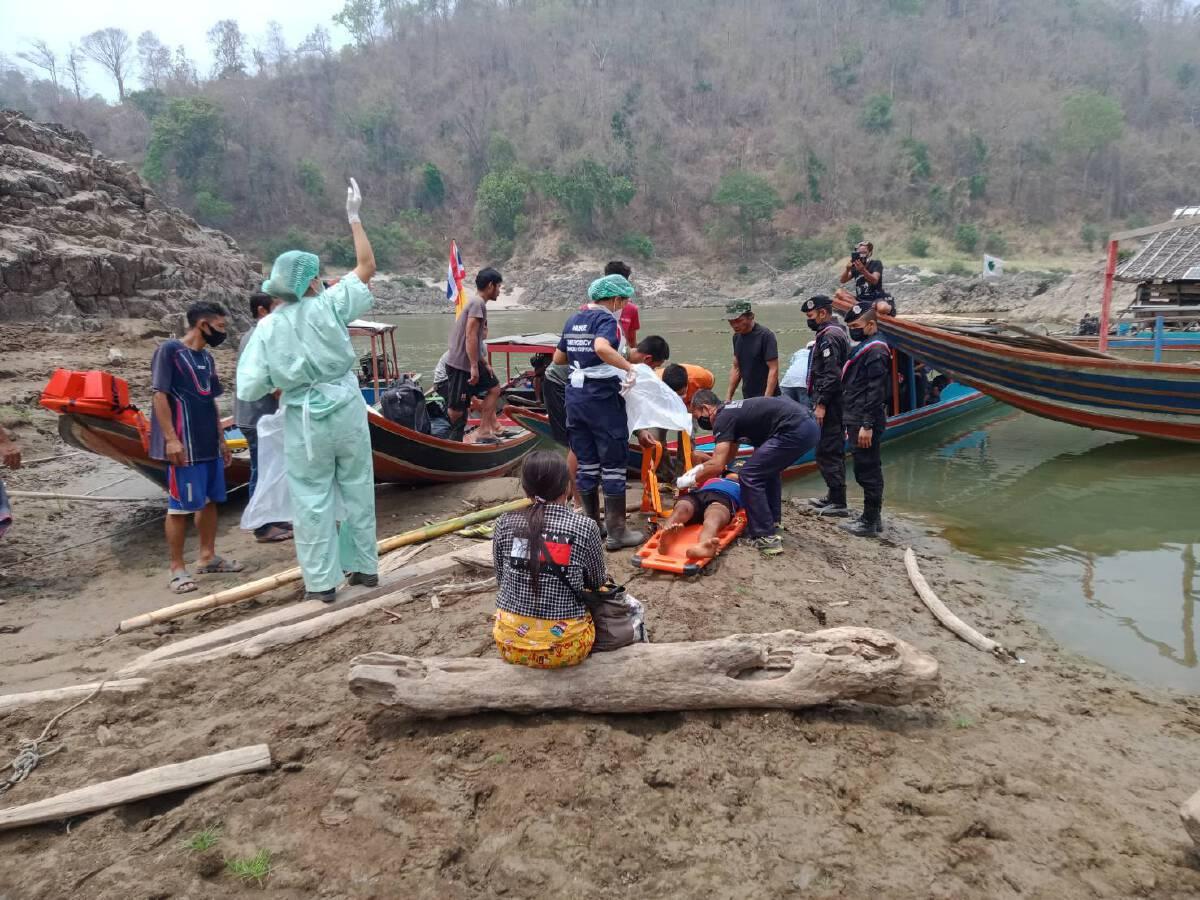 ผู้ว่าฯแม่ฮ่องสอน รับทหารผลักดันผู้อพยพพม่าจริง เผยยินยอมเดินทางกลับ