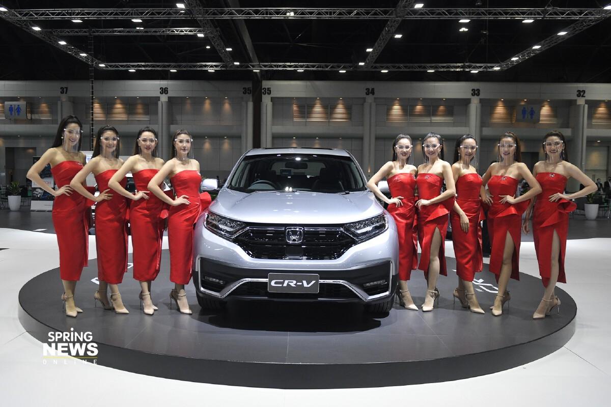 มอเตอร์โชว์ 2021 เปิดซื้อบัตร 24 มี.ค. 64 รถใหม่ พริตตี้ มหกรรมยานยนต์