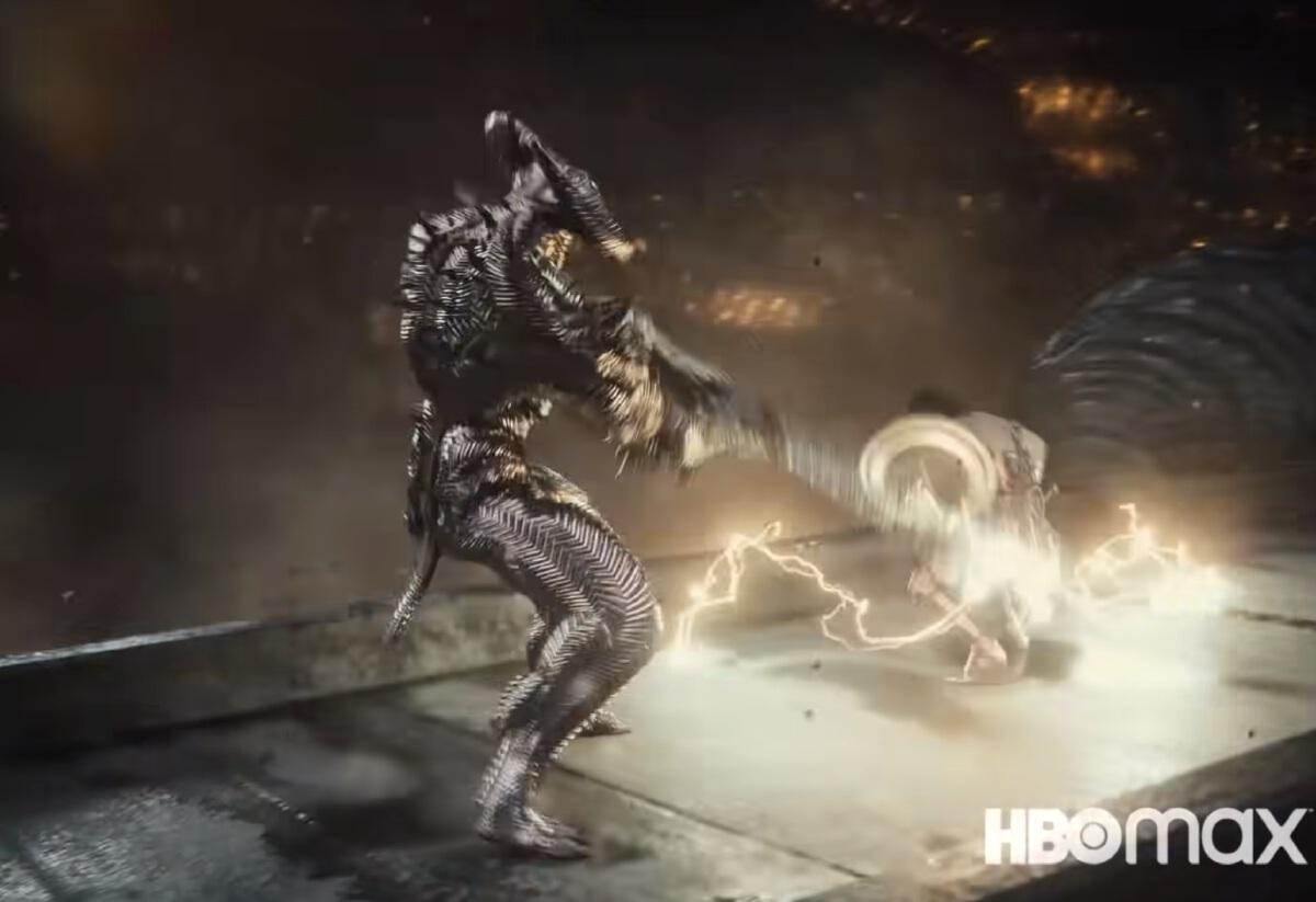 ดูหนัง Zack Snyders Justice League 2021 (จัสติสลีค) HBO 18 มี.ค. 64