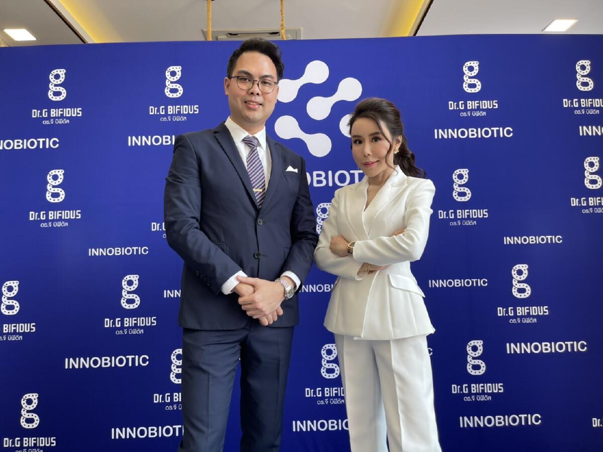 โควิดดันคนไทยรักสุขภาพขึ้น'อินโนไบโอติก'ส่ง 'ดร.จีบิฟิดัส' เจาะลูกค้า