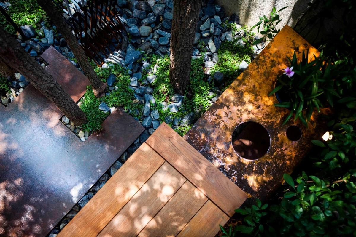 ชวนจัดสวนหลังบ้าน ยุค New Normal  3 สวน 3 สไตล์ ผ่านมุมมองศิลปินชั้นนำ