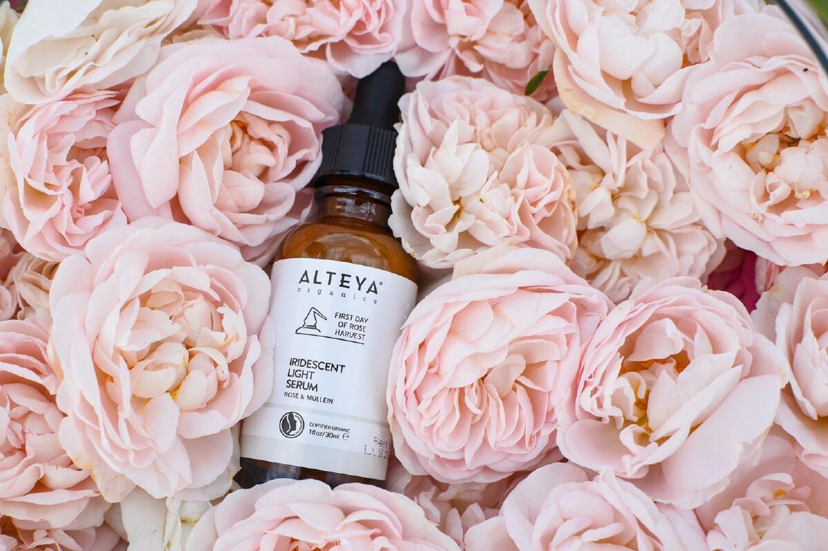 Alteya Organics Iridescent Light Serum Rose & Mullein