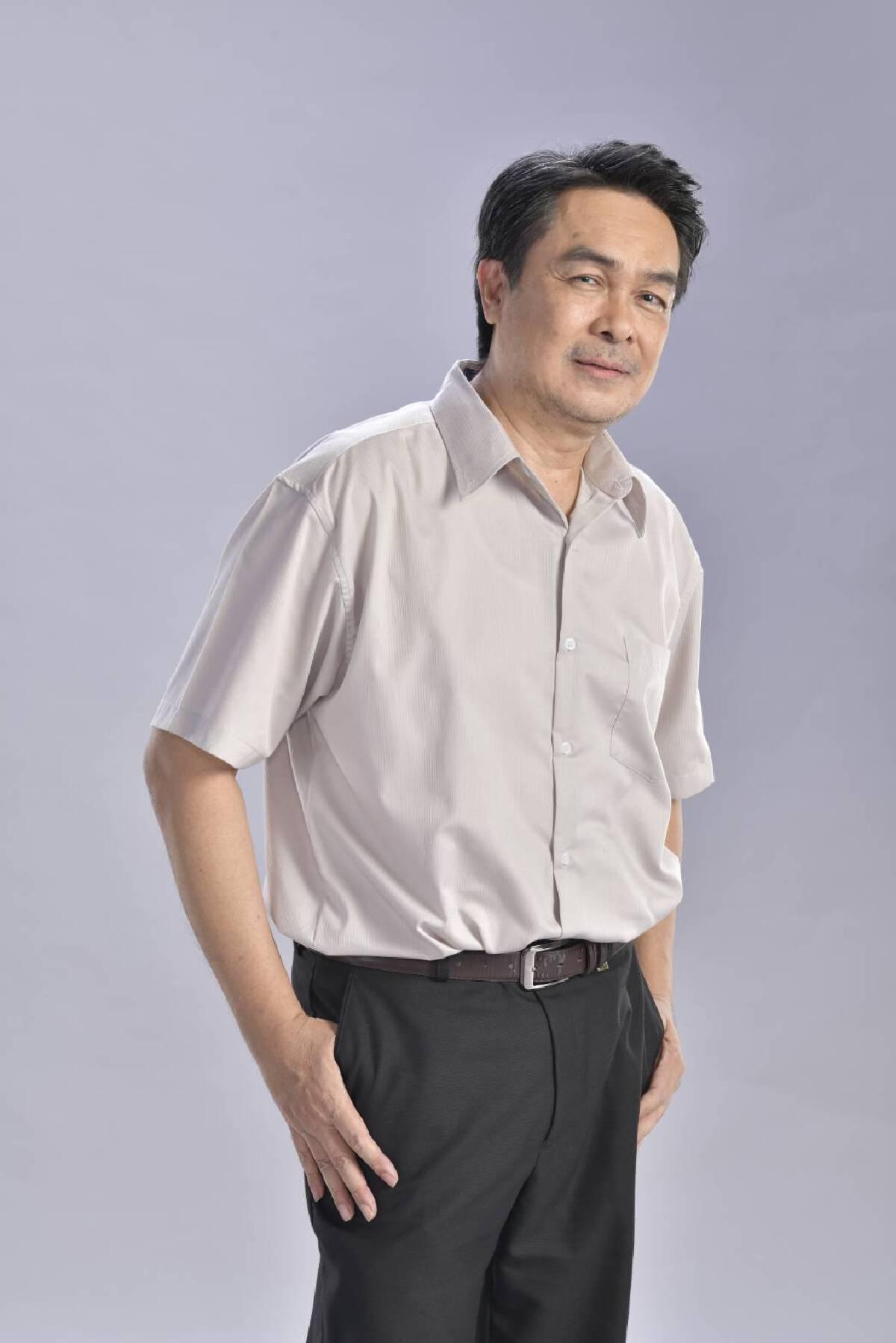 จิ๊บ เฉลิมพร นักแสดงรุ่นใหญ่ ติดเชื้อโควิด-19