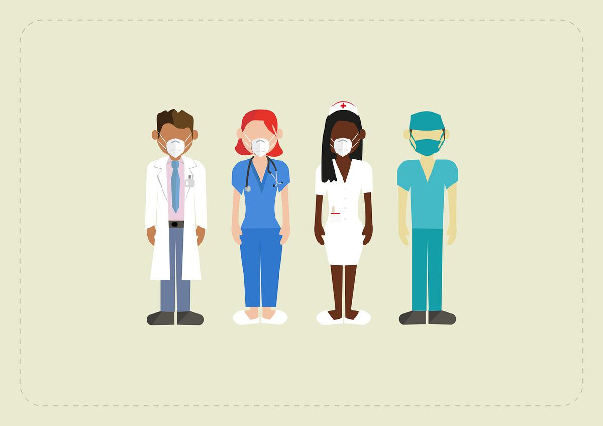 บุคลากรทางการอพทย์