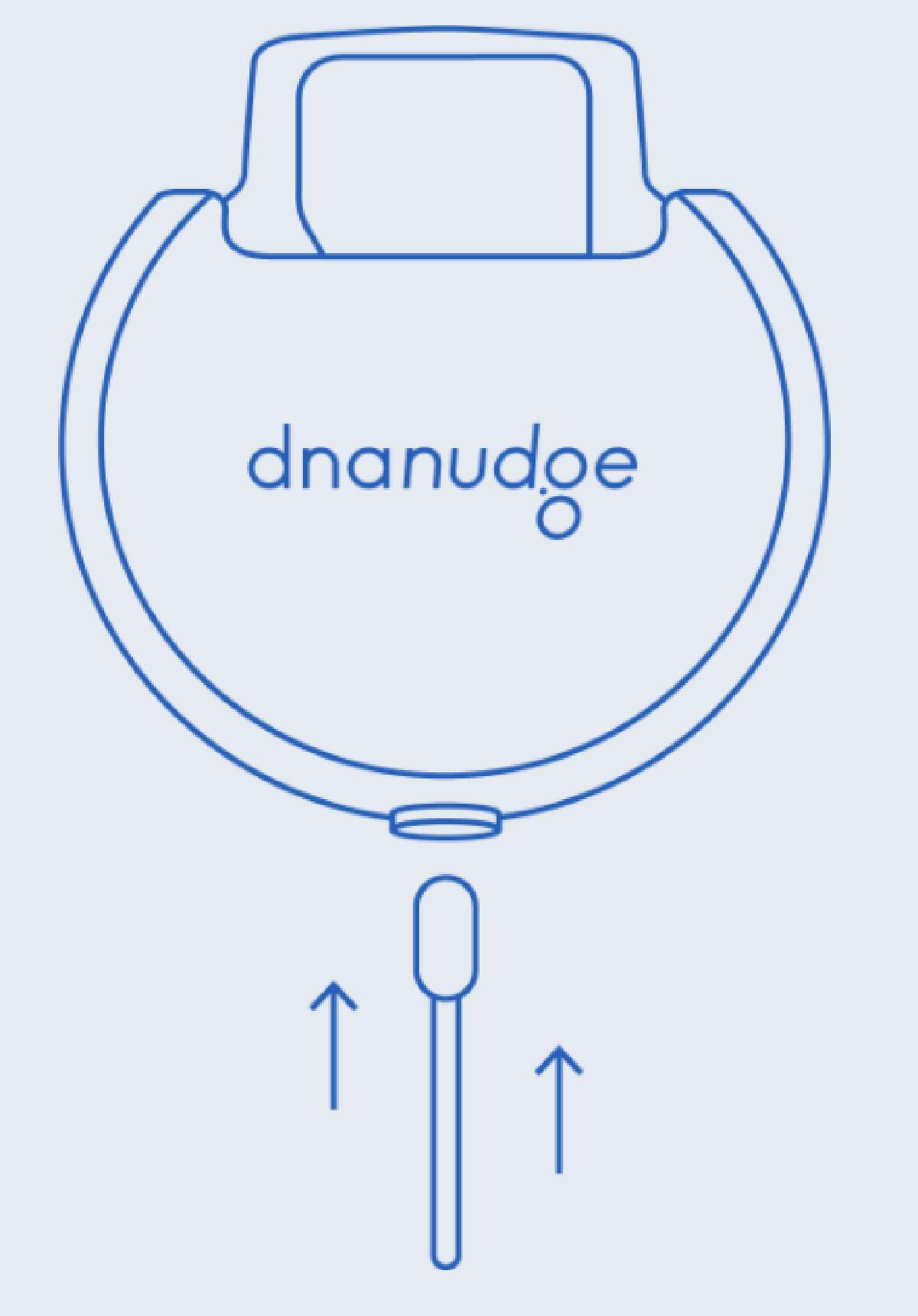 DnaNudge ชุดตรวจโควิด 19 โดยชาวอังกฤษ แม่นยำสูง - รู้ผลไว - ไม่ง้อแล็บ