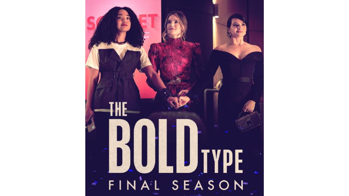 The Bold Type (แฟชั่นต้องกล้า)