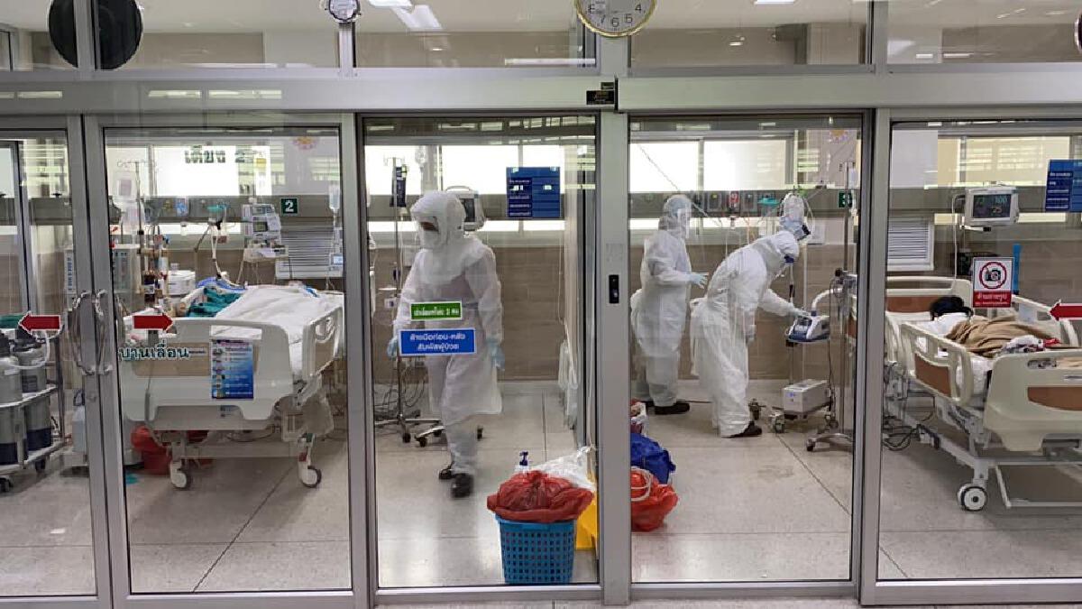 แพทย์โพสต์เศร้าหลังสูญเสียผู้ป่วยโควิด แนะไปฉีดวัคซีนกันเถอะ