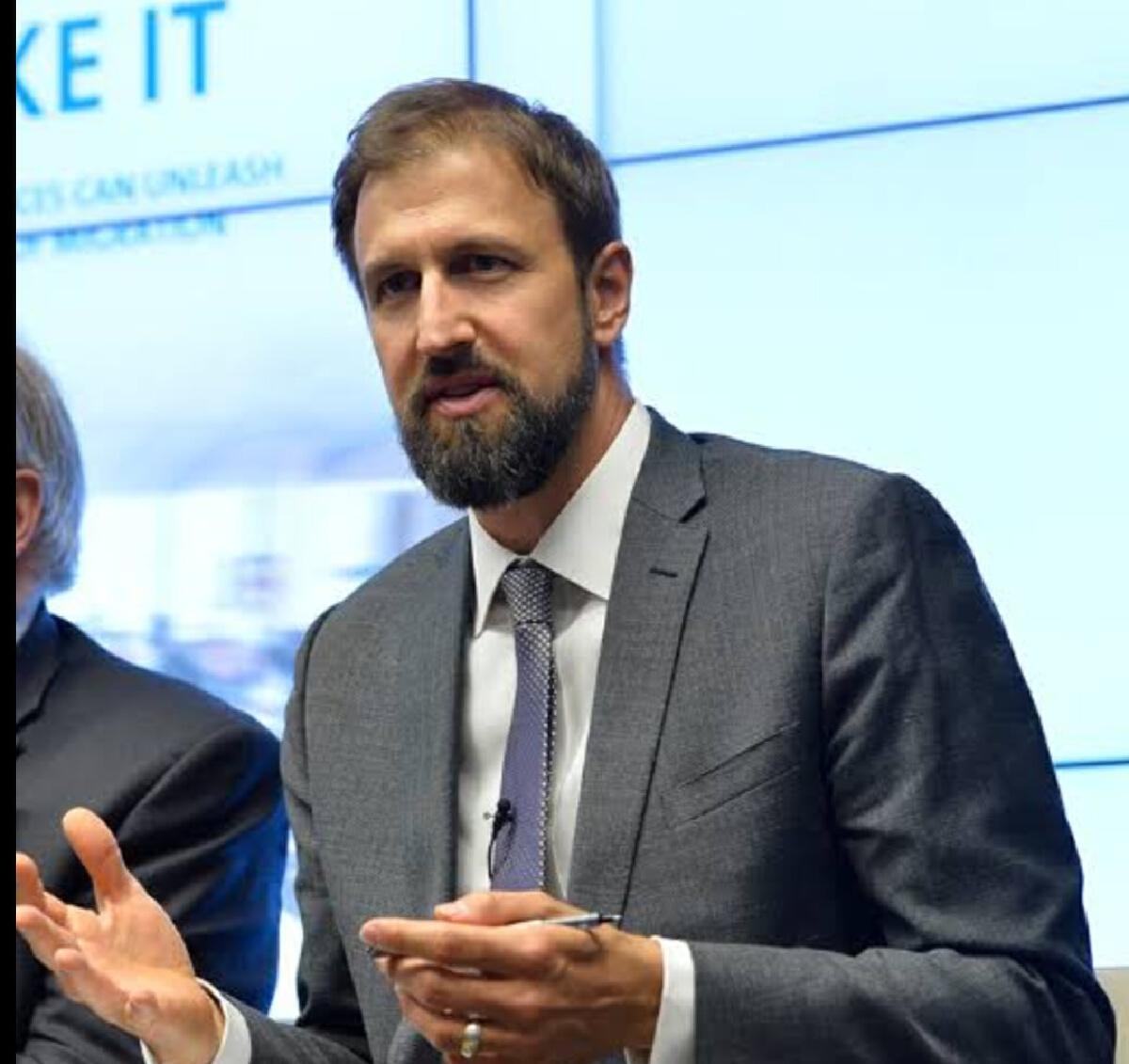 the head of the United States Agency for International Development Covid-19 task force Jeremy Konyndyk