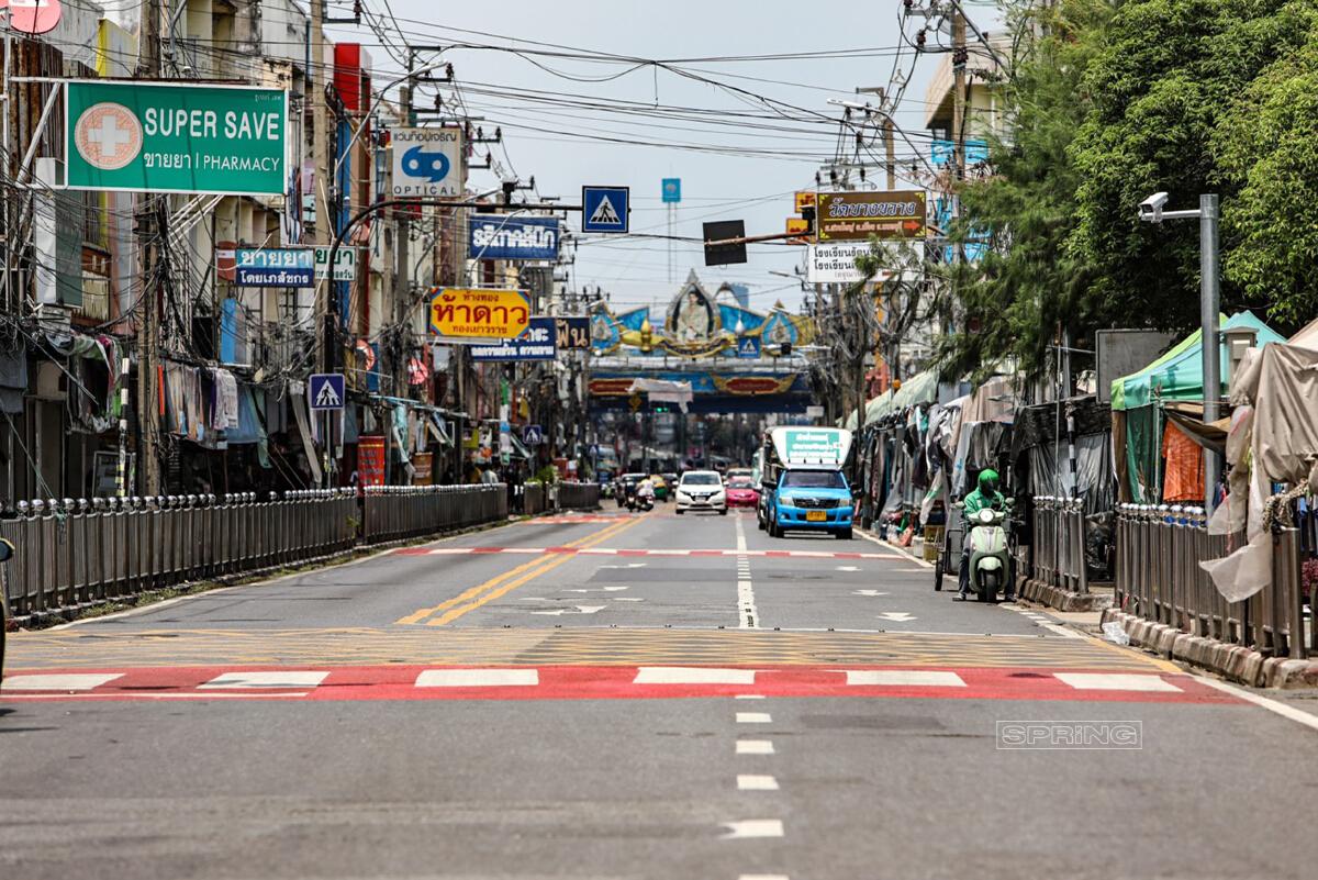 ตลาดสดเทศบาลนครนนทบุรี (ตลาดท่าน้ำนนท์) ทำการปิดตลาดสด เป็นเวลา  7 วัน