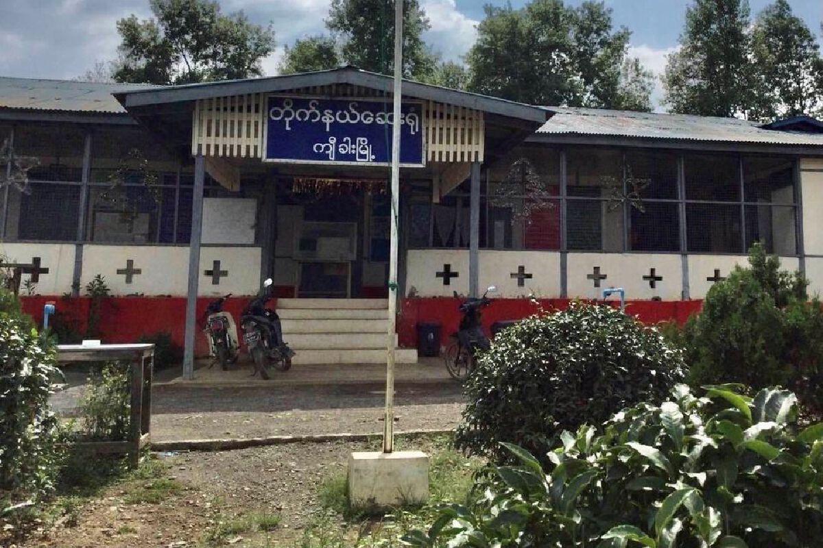 รัฐประหารเมียนมา ส่งผลกระทบหนักต่อสถานการณ์โควิด19 ในประเทศ