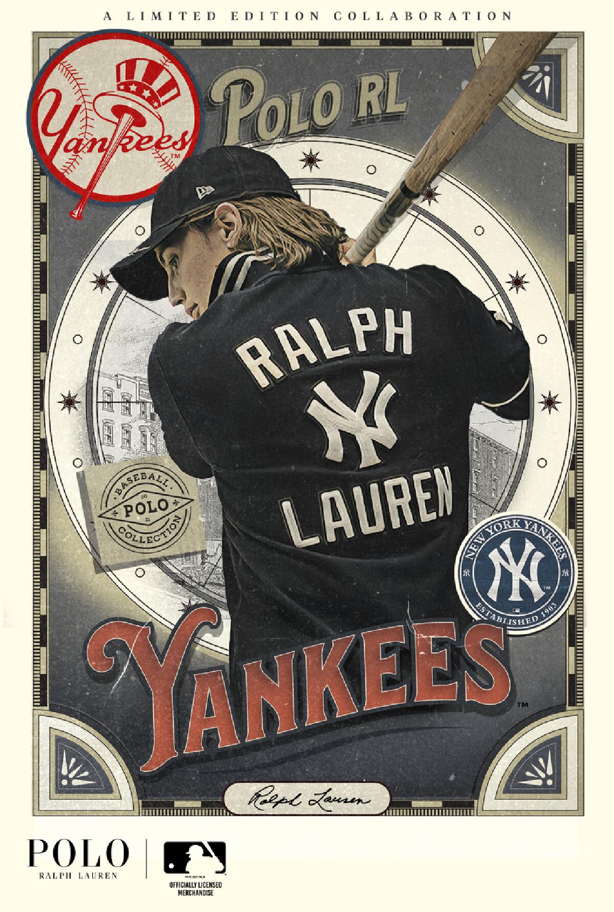 Lauren x MLB