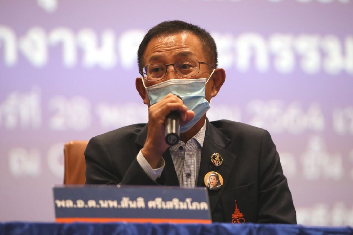 นพ.สันติ Sinopharm วัคซีนทางเลือก