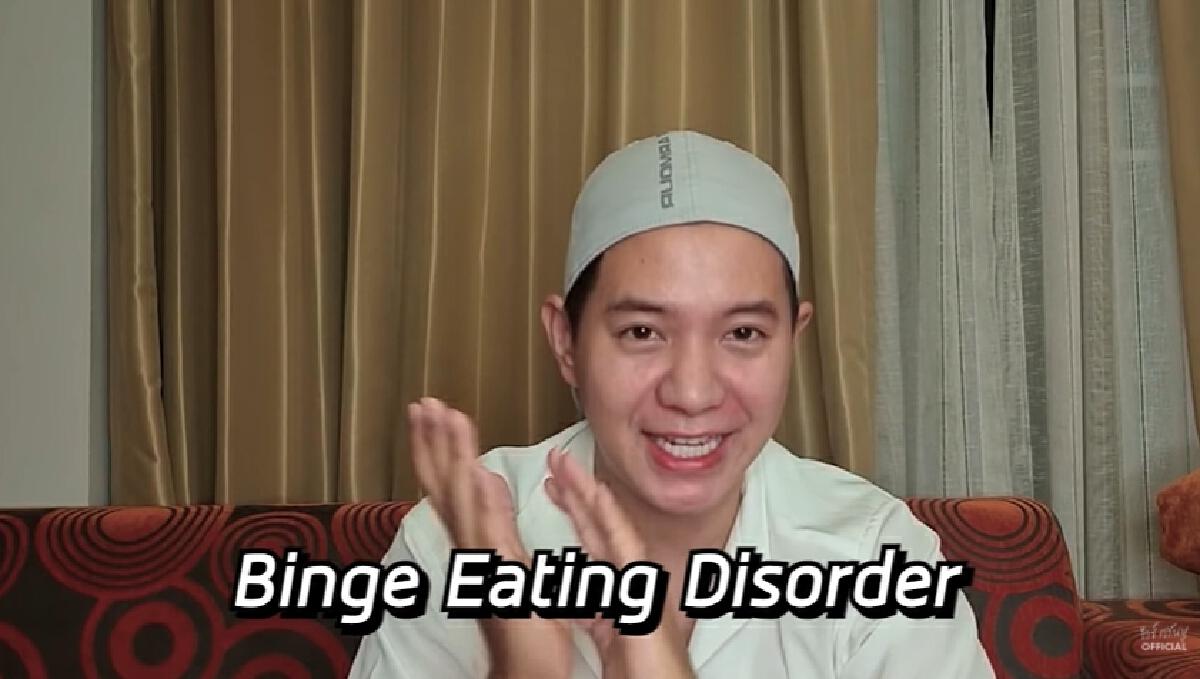 ไอซ์ ศรัณยู ป่วยเป็นโรคกินไม่หยุด กระทบร่างกาย-จิตใจ ลั่นโรคนี้ไม่ตลกเลย
