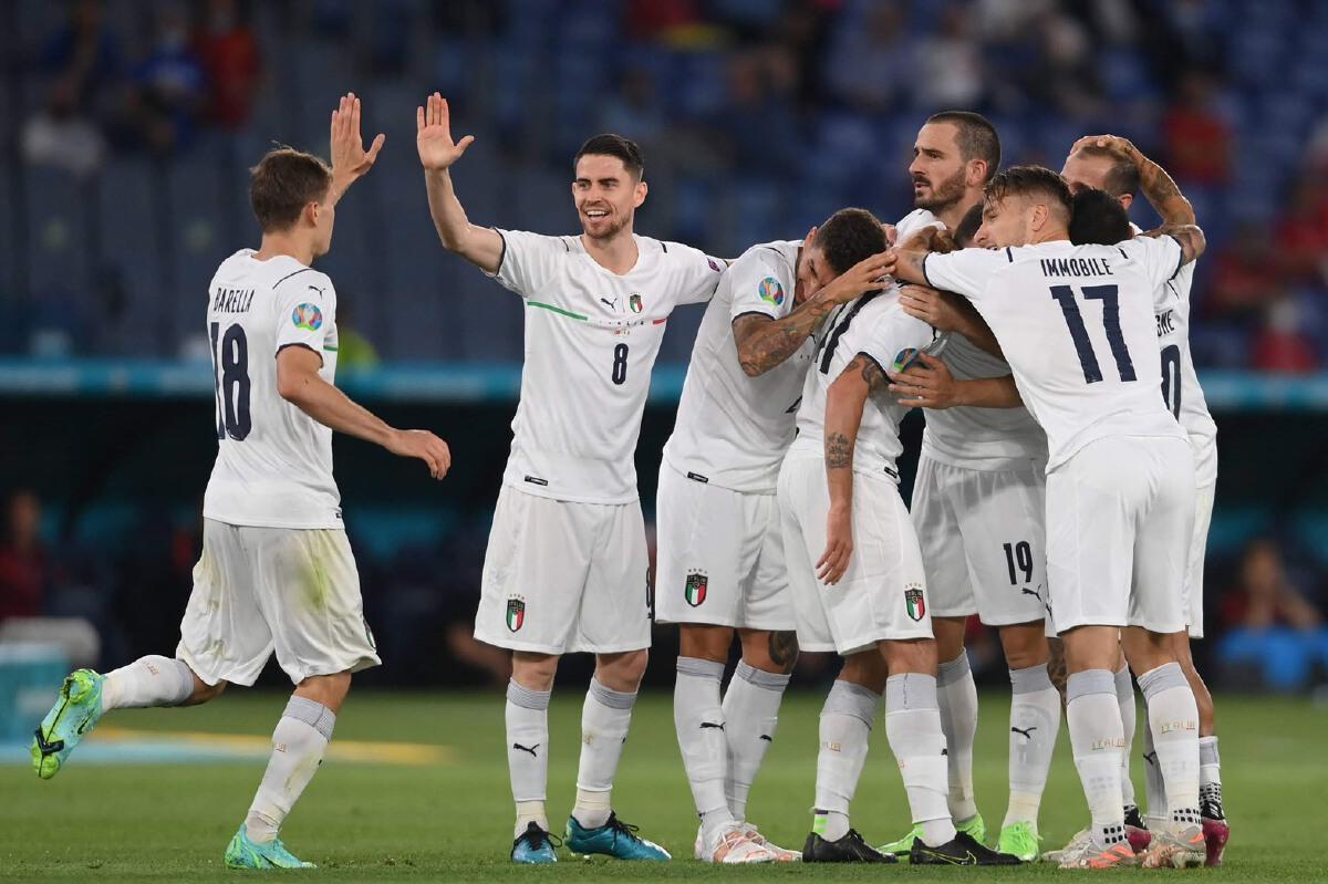 อิตาลี - สวิตเซอร์แลนด์ วิเคราะห์บอล 16 มิ.ย. 64 โปรแกรมฟุตบอลยูโร 2020