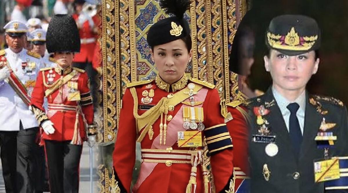 ประวัติสมเด็จพระราชินีสุทิดา