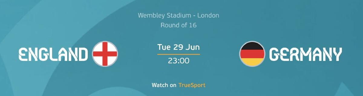 ดูบอลยูโร 2020/21 อังกฤษ - เยอรมัน เวลา 23.00 น. , สวีเดน - ยูเครน เวลา 02.00 น.