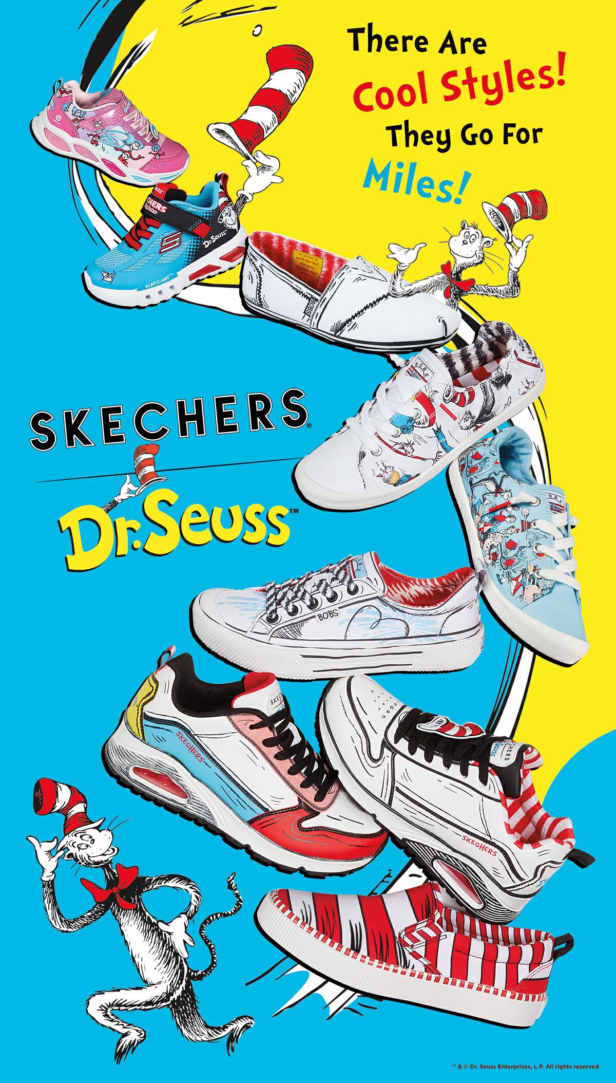 SKECHERS X Dr. Seuss