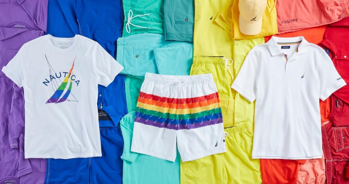 Nautica Pride Month Collection