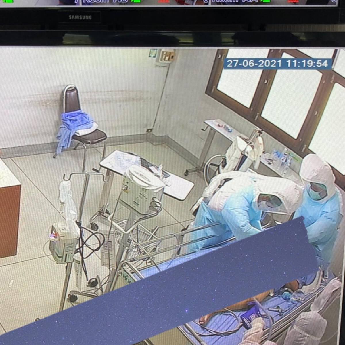 หมอสุดสะเทือนใจ วันที่เสียงหัวเราะลั่นทำเนียบ ผู้ป่วยโควิด19ได้แต่รอคอย