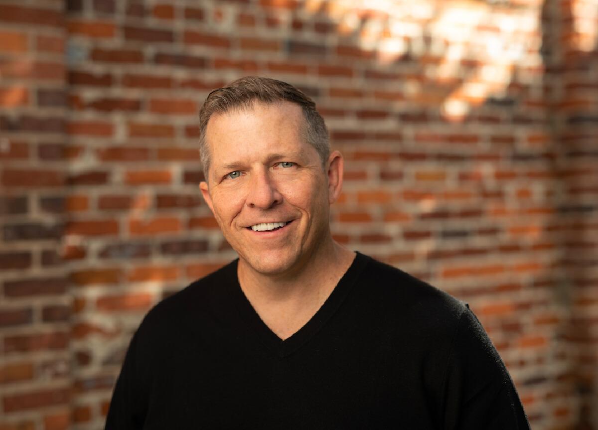 Dave Skena, Chief Marketing Officer at Krispy Kreme