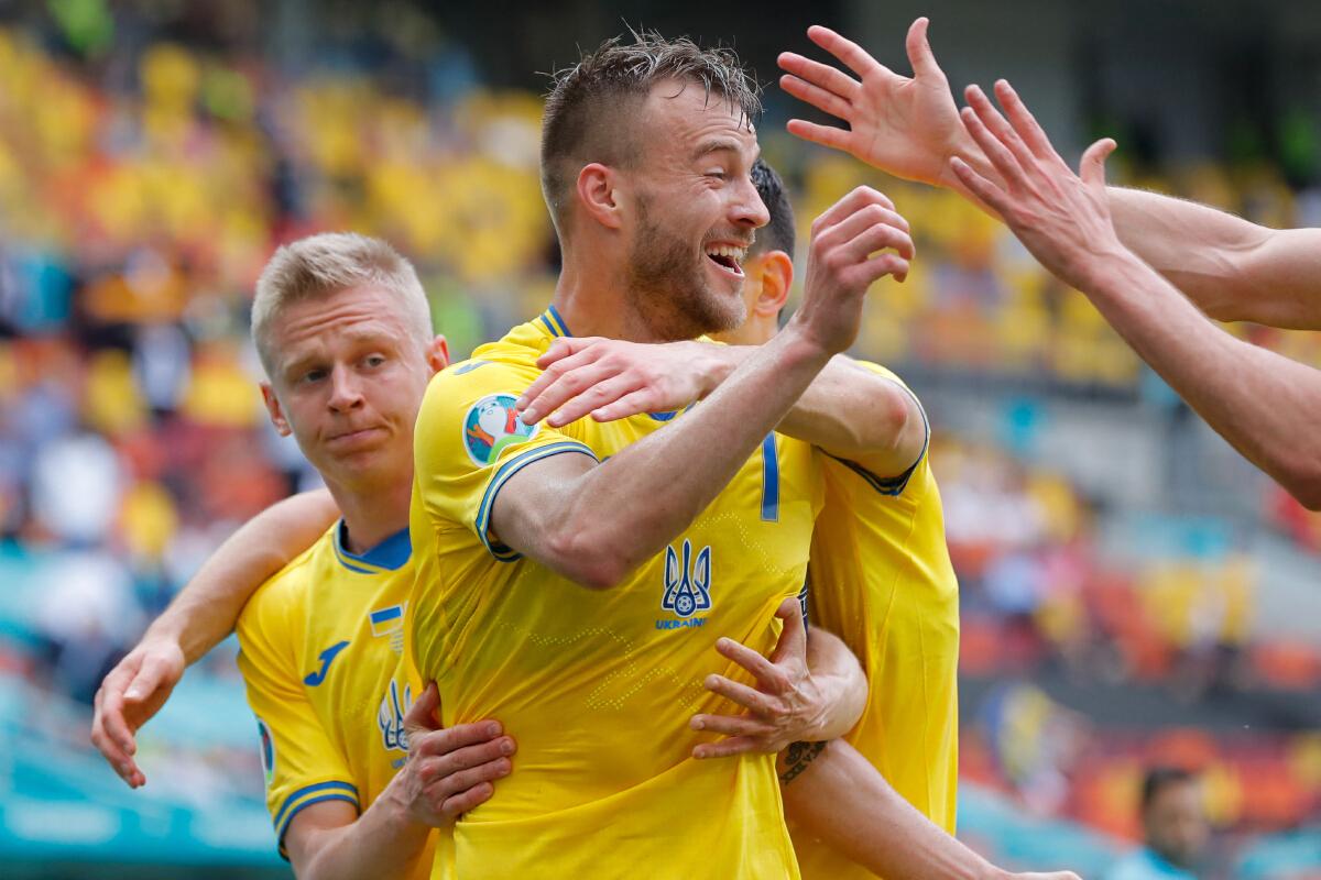ยูเครน - ออสเตรีย วิเคราะห์บอลวันนี้ ยูโร 2020 อันดับคะแนนล่าสุด