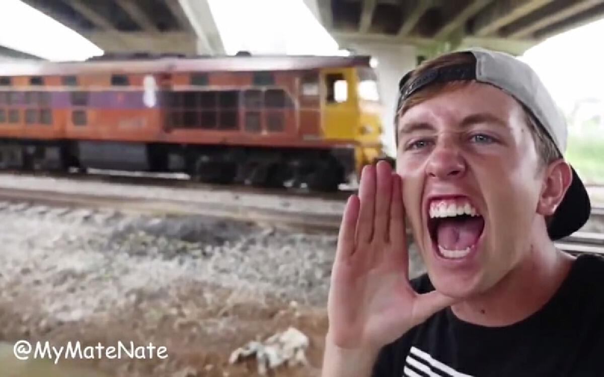 ประวัติ My Mate Nate ยูทูปเบอร์ดัง ผู้ติดตาม 10 ล้าน กับแนวทางการทำคลิปวันนี้