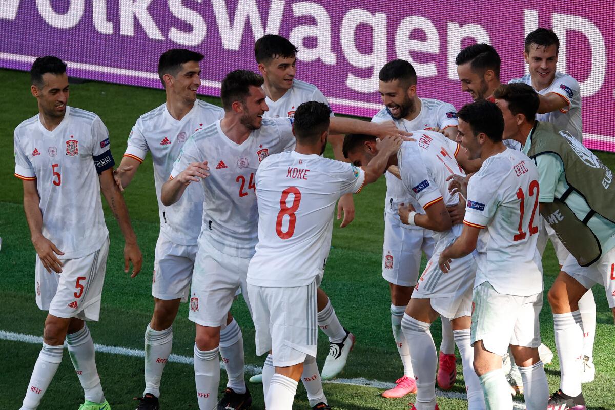 ผลบอลยูโร 2020 สเปน เฉือนหืด ฝรั่งเศส ช็อก! พ่ายโทษสวิสฯ ตกรอบ