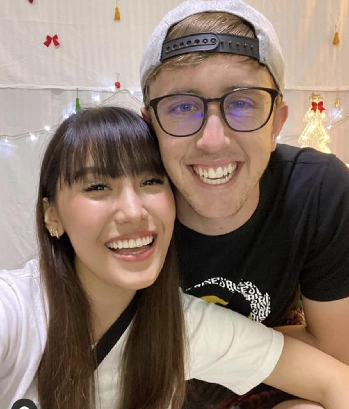 ประวัติ ลูกหมี วัลลภา ภรรยายูทูปเบอร์ดัง My Mate Nate สาวไทยหน้าคมสุดฮอต