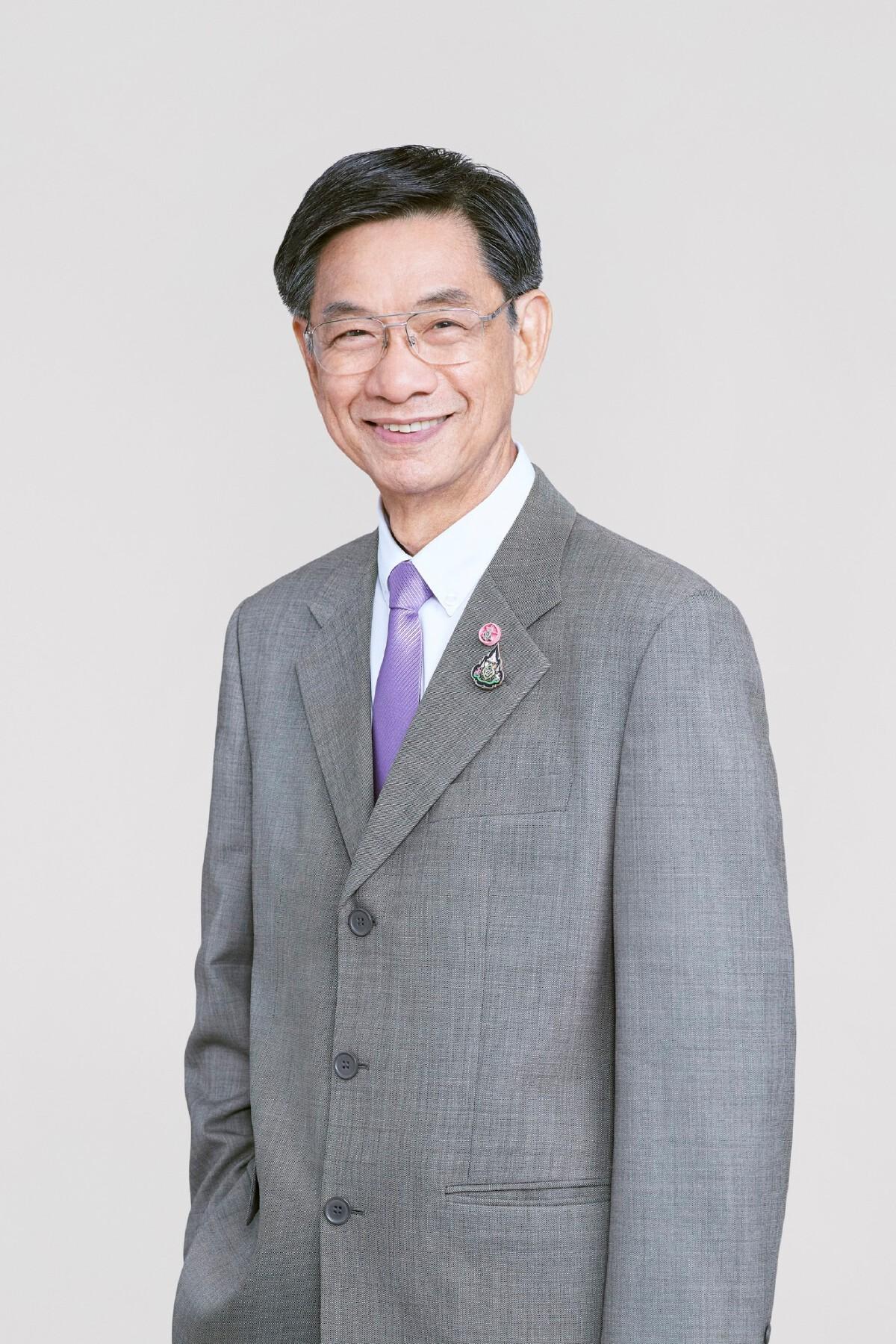 ดร.ทวีศักดิ์ กออนันตกูล ประธานกรรมการมูลนิธิรางวัลรัตนราชสุดาสารสนเทศ