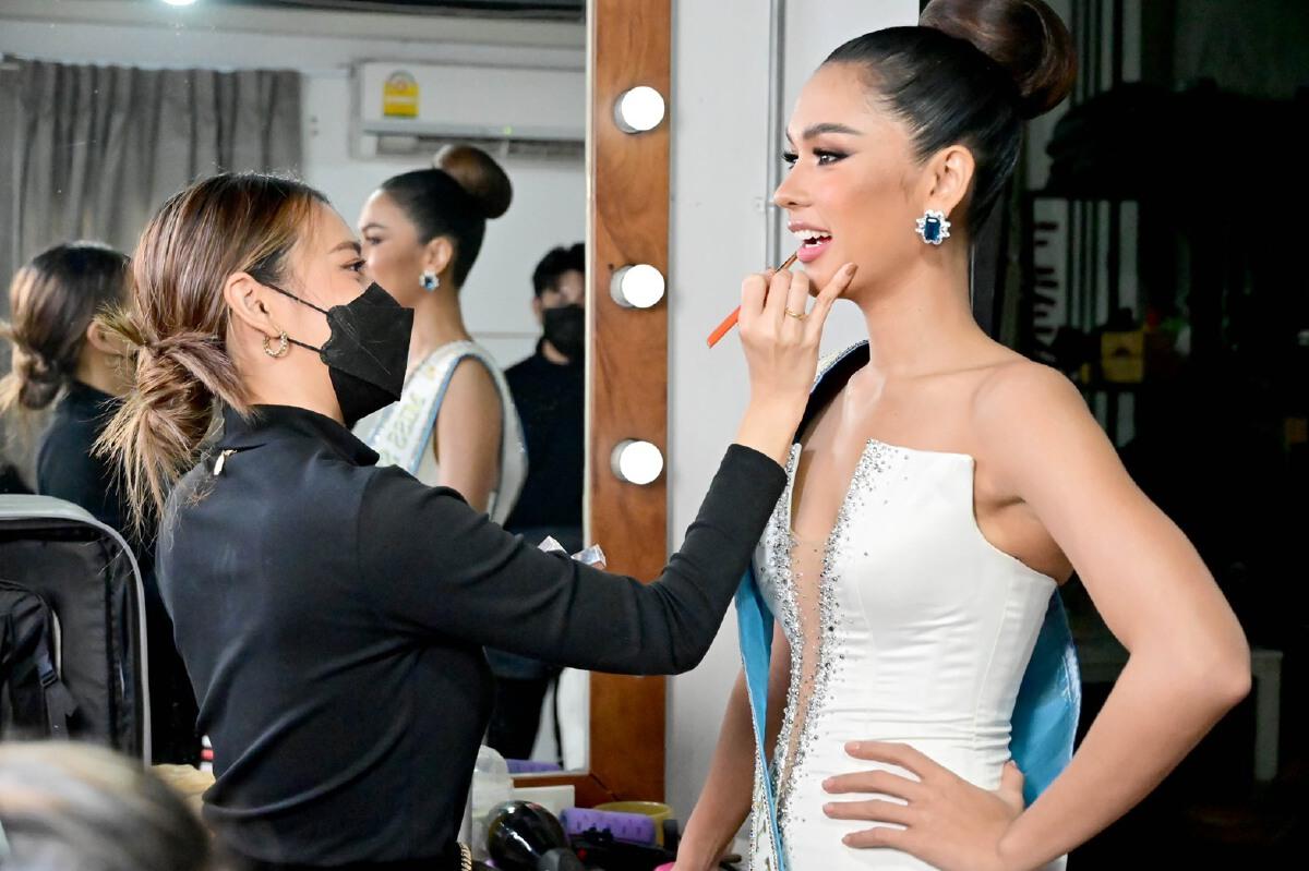 แต่งตั้ง ควีน เบญจรัตน์ ตัวแทนสาวไทยประกวด Miss Supranational Thailand 2021