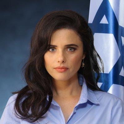 Ayelet Shaked, Israel's minister of interior