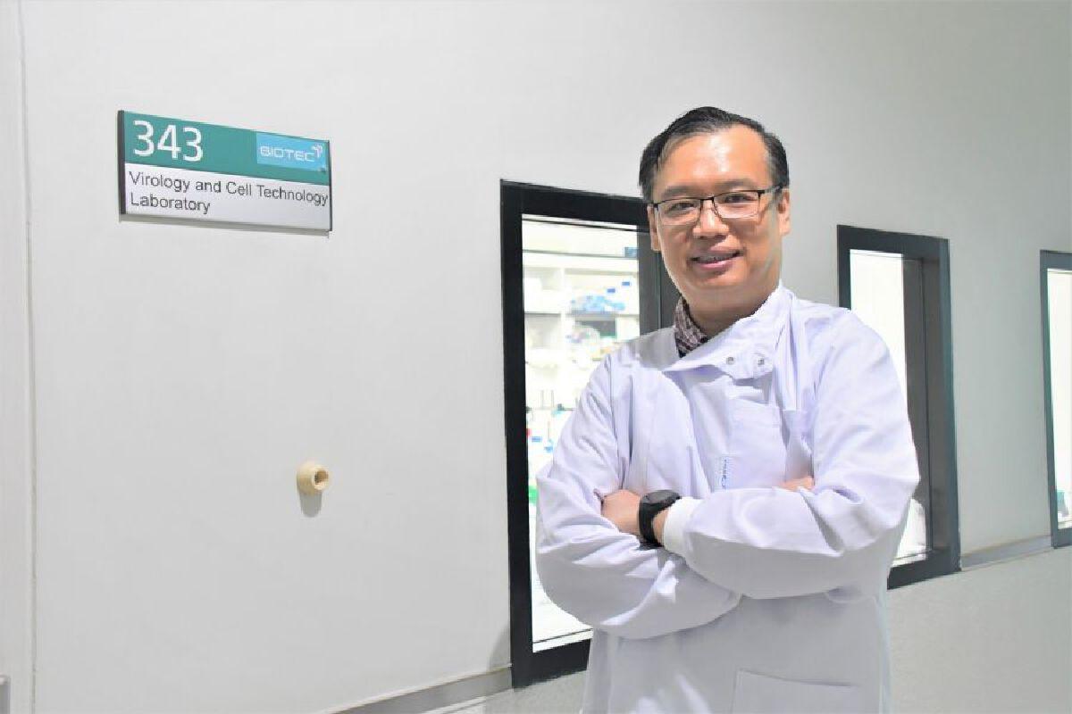 """ผู้เชี่ยวชาญ เผย """"เป๊ก สัณณ์ชัย"""" ฉีดวัคซีนโควิด 5 เข็ม เสี่ยงเชื้อกลายพันธุ์"""