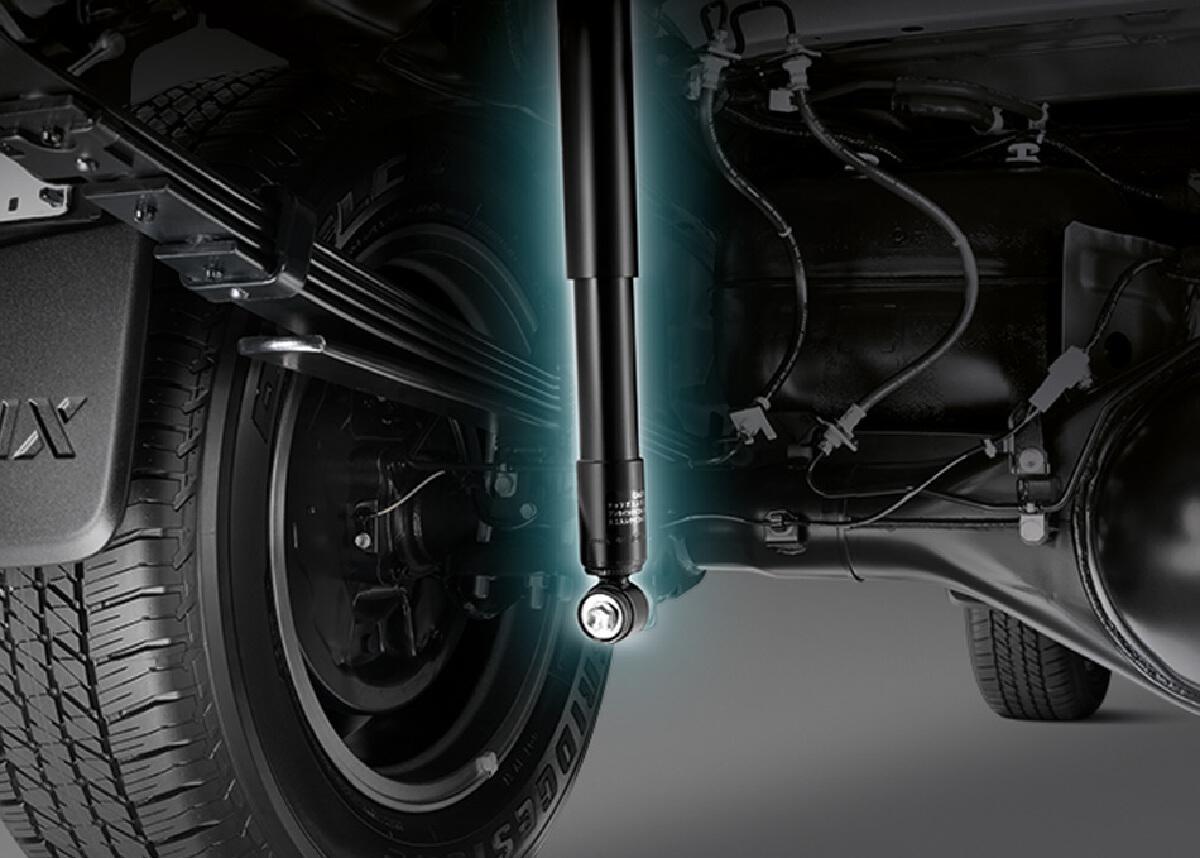 Toyota Hilux Revo GR Sport 2021 เปิดตัว 2 รุ่น ท็อปสุด ราคา 1.299 ล้านบาท