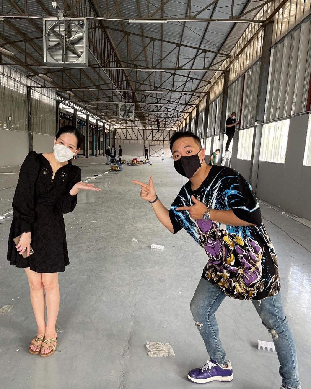 ดีเจภูมิ โอนเงิน 1 ล้านช่วย ได๋ ไดอาน่า สร้างศูนย์พักคอยผู้ติดเชื้อโควิด