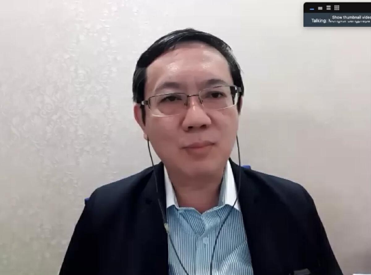 มงคล บางประภา นายกสมาคมนักข่าวนักหนังสือพิมพ์แห่งประเทศไทย