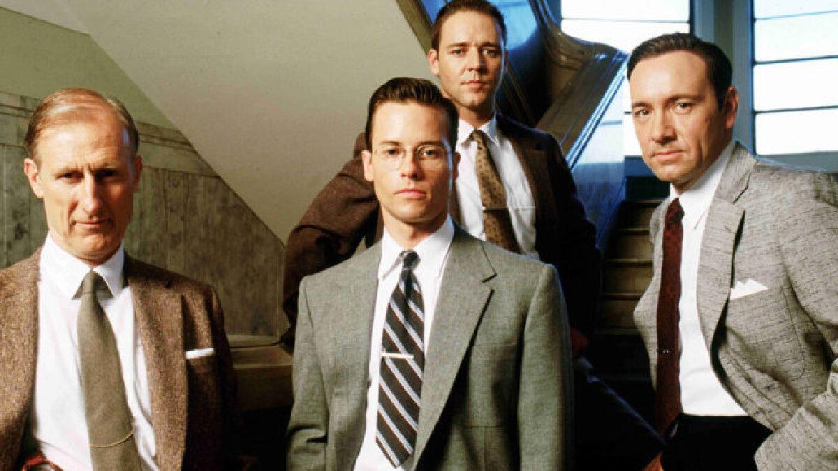 L.A. Confidential (1997)  2