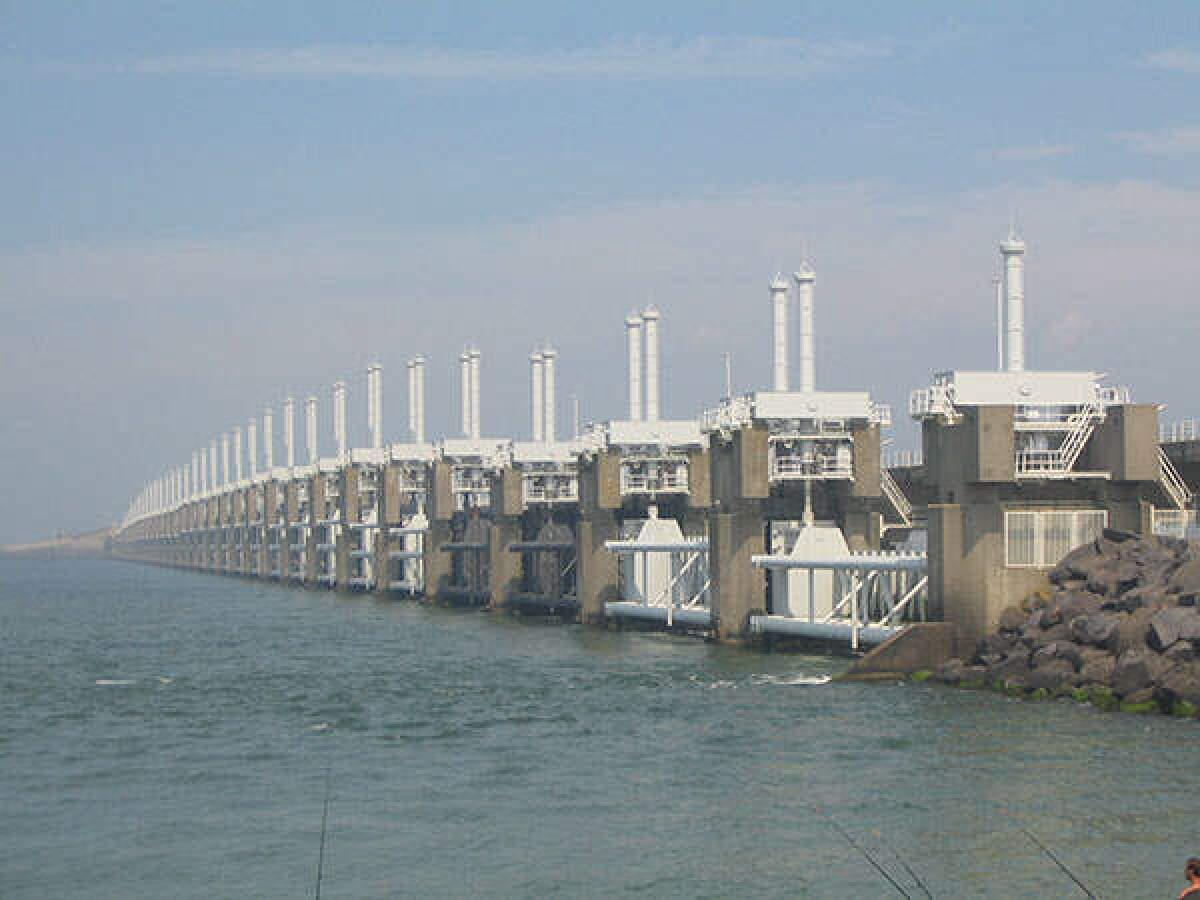 บทเรียน เนเธอร์แลนด์ ประเทศที่ต่ำกว่าระดับน้ำทะเล ป้องกันน้ำท่วมอย่างไร