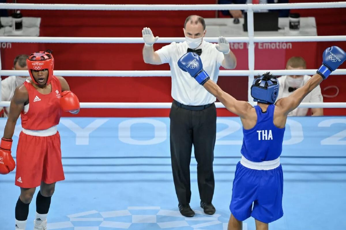 มวยหญิงโอลิมปิก