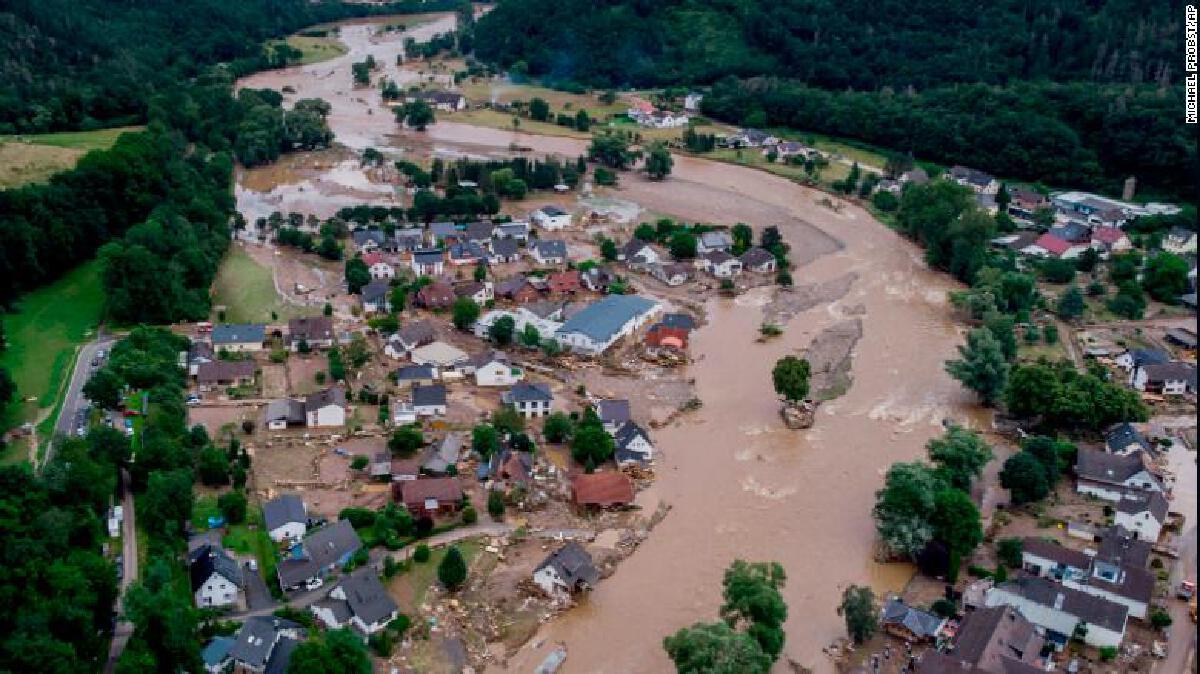Climate Change สาเหตุ ฝนตก-น้ำท่วมใหญ่ ใน 400 ปีของยุโรป จากฝีมือมนุษย์