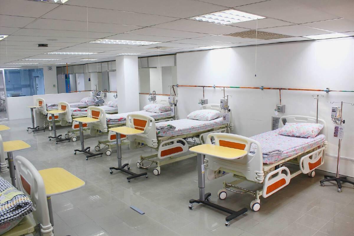 โรงพยาบาลสนาม