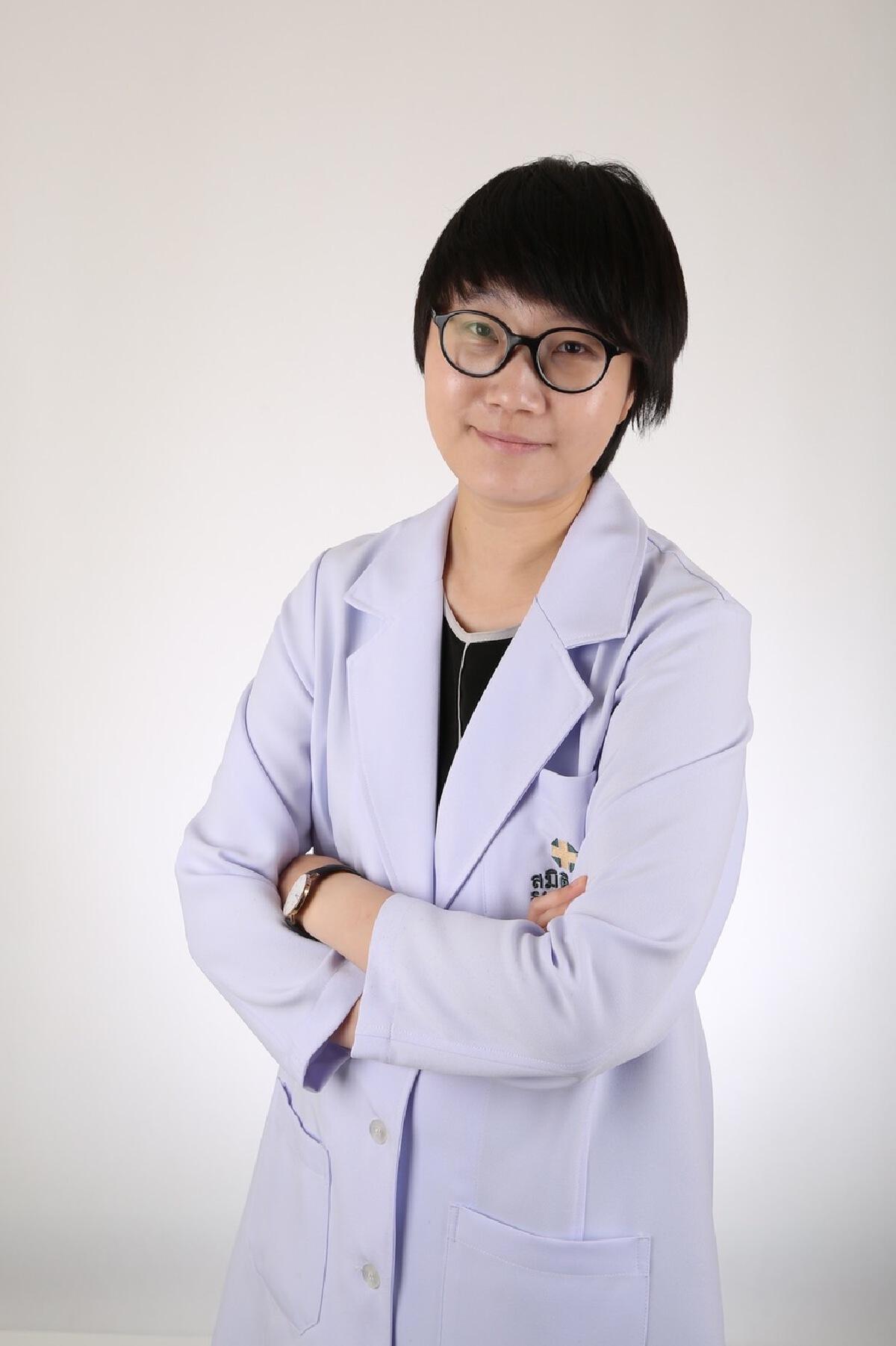 พญ. วินิตา โอฬารลาภ แพทย์ชำนาญการด้านโรคระบบทางเดินอาหารโรงพยาบาลสมิติเวช สุขุมวิท เป็นผู้ให้ข้อมูล